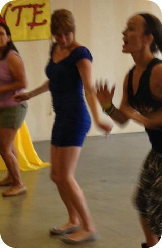 dancey