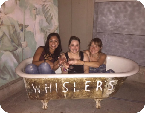 whislers