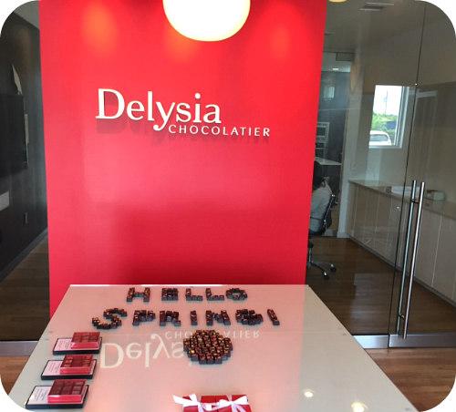 delysia